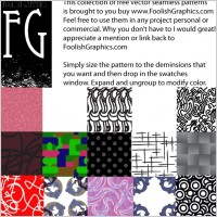 Link toFoolish seamless pattern pack 1