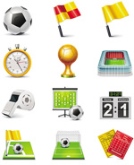 Link toFootball match theme icon