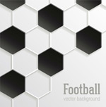 Link toFootball textured backgrounds vector