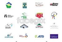 Link toForeign creative logo design vector