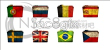 Link toForeign flags computer icons