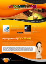 Link toForeign web page templates