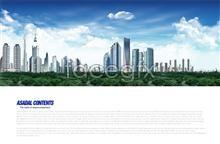 Link toForest city complex public service posters psd