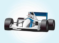 Formula 1 vector free