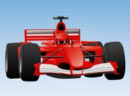 Link toFormula one car vector free