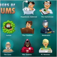 Link toForum faces icons 01 icons pack