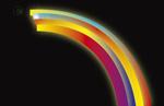 Link toFour-colour rainbow background vector