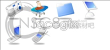 Link toFour commonly used electronic product icons