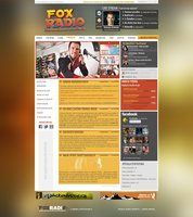 Link toFoxradio.cz template