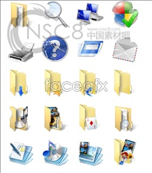 Link toFracture system desktop icons