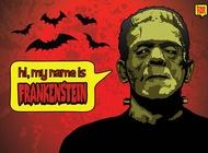 Frankenstein vector free