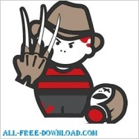 Link toFreddy krueger cartoon