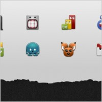 Link toFree android 2.x monster icons icons pack