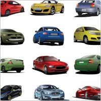 Link toFree cars vector set