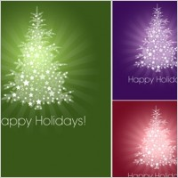 Link toFree christmas tree vector graphic pack