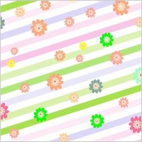 Link toFree colorful easter vector background