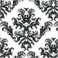 Link toFree damask seamless pattern