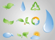 Link toFree ecology vectors