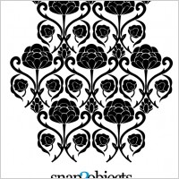 Link toFree floral vector ornament