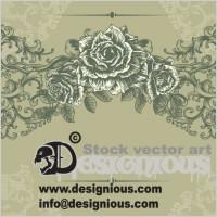 Link toFree floral vintage illustration