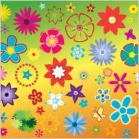 Link toFree flowers vector clip art