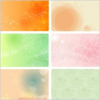 Link toFree flowery vector backgrounds 02