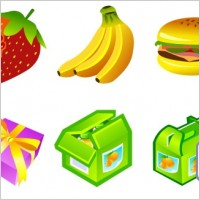 Link toFree food icons icons pack