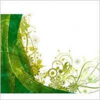 Link toFree green vector summer background