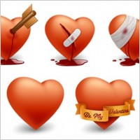 Link toFree happy valentines day icons icons pack