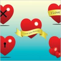 Link toFree heart vector clip art