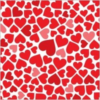 Link toFree hearts background vector