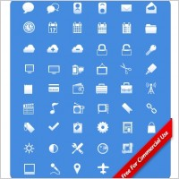 Link toFree iphone toolbar icons icons pack