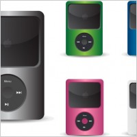 Link toFree ipod vector icons