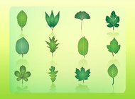Link toFree leaf vector icons