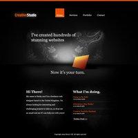 Link toFree psd creative portfolio