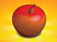 Link toFree realistic apple vector