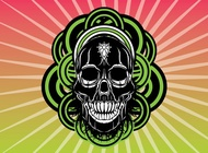Link toFree skull vector art