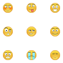 Link toFree smiles icons