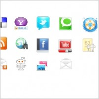 Link toFree social media icons icons pack