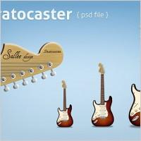 Link toFree stratocaster psd file