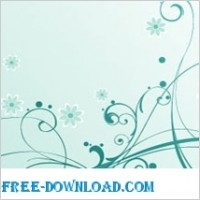 Link toFree swirls and flowers vectors