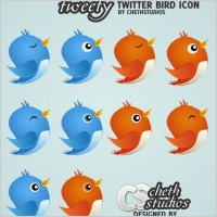 Link toFree twitter bird icon pack icons pack