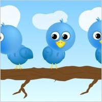 Link toFree twitter vector set