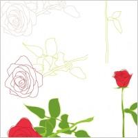 Link toFree valentines vectors ? roses