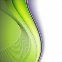 Link toFree vector background in green