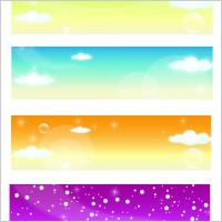 Link toFree vector banners 01