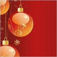 Link toFree vector christmas background