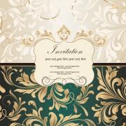 Link toFree vector decoration floral background 01
