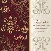 Link toFree vector decoration floral background 02