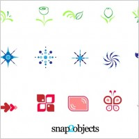Link toFree vector design elements pack 01